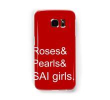 SAI Helvetica-inspired Samsung Galaxy Case/Skin