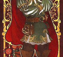 the renaissance man by xfreischutz