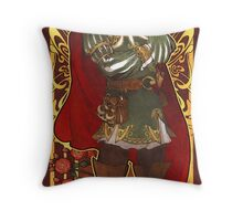 the renaissance man Throw Pillow