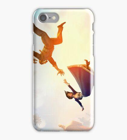 Elizabeth and Booker Bioshock Infinite iPhone Case/Skin