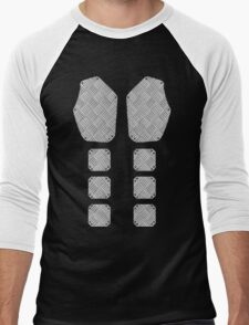 Ladies armour Men's Baseball ¾ T-Shirt