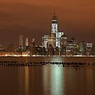 One World Trade Center by pmarella