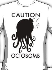 Caution Octobomb T-Shirt