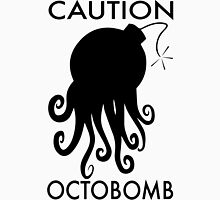 Caution Octobomb Unisex T-Shirt