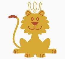 King of the Jungle Kids Tee