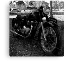 1953 Matchless G9 Canvas Print