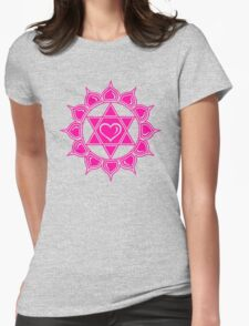 Anahata Heart Chakra Centre Of Love & Compassion T-Shirt