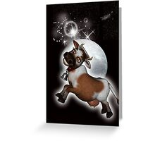 Happy 30th Cow Greeting Card