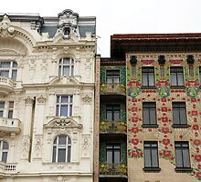 Viennese Art Nouveau by Igor Shrayer