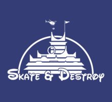 Skate & Destroy by manospd