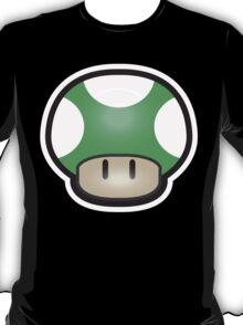 Mushroom-Green T-Shirt
