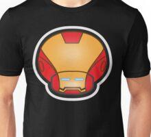 Mushroom-Iron Unisex T-Shirt