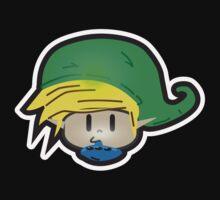 Mushroom-Link by DarkChoocoolat