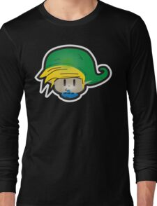 Mushroom-Link Long Sleeve T-Shirt