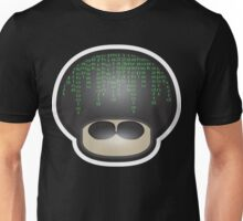 Mushroom-Mr Anderson Unisex T-Shirt
