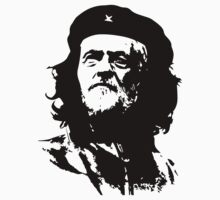 Che Corbyn - Jeremy Corbyn and Che Guevara political mash-up tshirt | Labour party leader Kids Tee