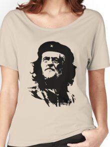 Che Corbyn - Jeremy Corbyn and Che Guevara political mash-up tshirt | Labour party leader Women's Relaxed Fit T-Shirt