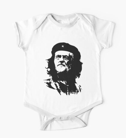 Che Corbyn - Jeremy Corbyn and Che Guevara political mash-up tshirt   Labour party leader One Piece - Short Sleeve