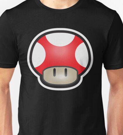 Mushroom-Red Unisex T-Shirt