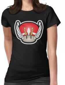 Mushroom-Seya Womens Fitted T-Shirt