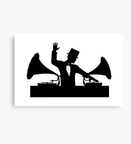 Let's Party Like It's... 1923! ...Hands in the Air! Canvas Print