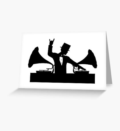 Let's Party Like It's... 1923! ...Rock On! Greeting Card