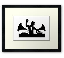 Let's Party Like It's... 1923! ...Vulcan Style! Framed Print