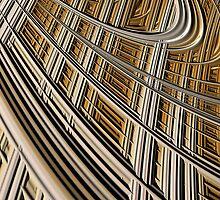Celestial Harp Phone Case by John Edwards