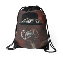 Ballad of Mona Lisa Drawstring Bag