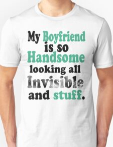 Invisible Boyfriend T-Shirt