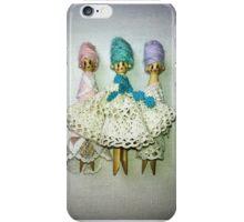 Lacey ladies iPhone Case/Skin
