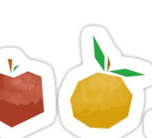 fruitbowl Sticker