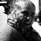 The Face of the Rosemary Seller by Berns