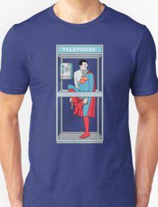 Superman in problem T-Shirt