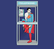 Superman in problem T-Shirt