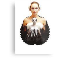 Black Swan sweet girl Metal Print