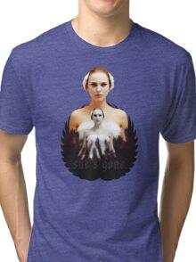 Black Swan sweet girl Tri-blend T-Shirt