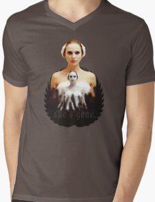 Black Swan sweet girl Mens V-Neck T-Shirt