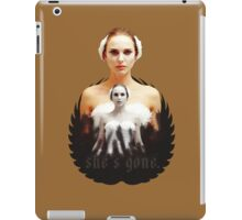 Black Swan sweet girl iPad Case/Skin