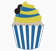 Disney Cupcake - Alice by lirazartberger