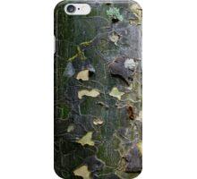 Textures - Tree bark, Mt Mee iPhone Case/Skin