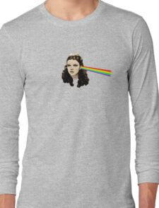 Dark side of the Rainbow Long Sleeve T-Shirt