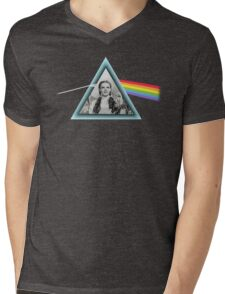 The Wizard of Floyd Mens V-Neck T-Shirt