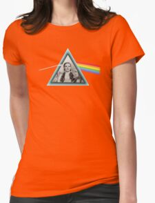 The Wizard of Floyd Womens Fitted T-Shirt