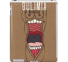 Bulimia Nervosa iPad Case/Skin