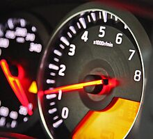 Nissan GTR Gauges by Godfoot808
