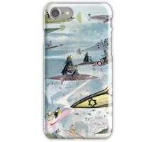 Vintage Leaving the Opera in the Year 2000 iPhone Case/Skin
