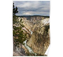 The Grand Canyon of Yellowstone Poster