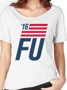 FU '16 banner Women's Relaxed Fit T-Shirt