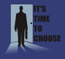 Time to choose by SaRtE
